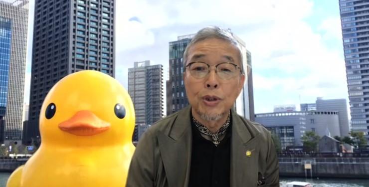 大阪大学大学院生命機能研究科 吉森保教授